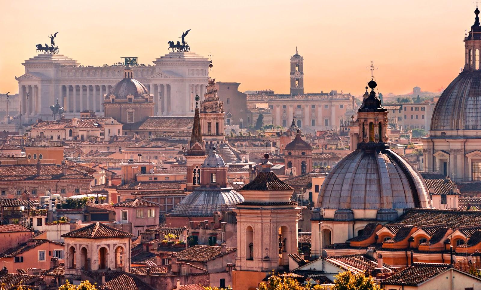 Roma, milenios de historia conjugados en una ciudad